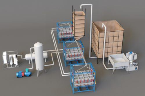 Технология изготовления термопанелей