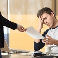 Увольнение по отрицательным основаниям