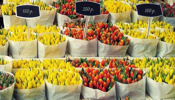 Открыть цветочный магазин с нуля