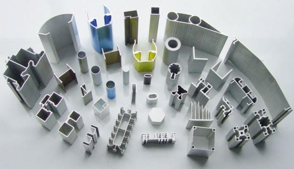 Изготовление алюминиевого профиля