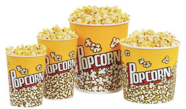 Бизнес на продаже попкорна: выгодно или нет