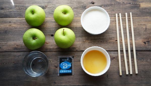 Бизнес на продаже карамельных яблок