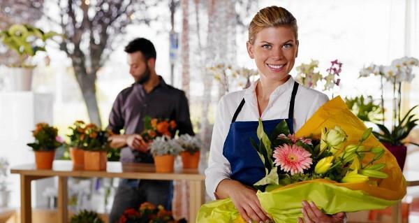 Выбор расположения цветочного магазин