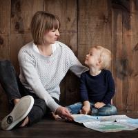 Сокращение если женщина одна воспитывает ребенка
