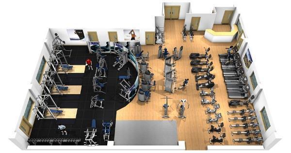 Как открыть фитнес клуб с нуля: бизнес план