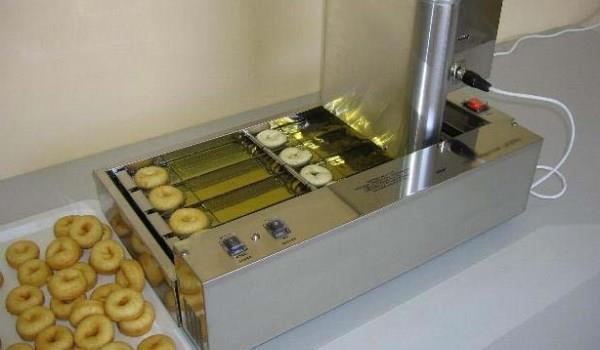 Производство пончиков как бизнес