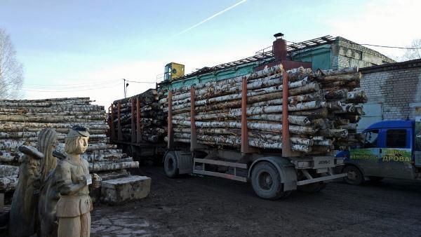 Бизнес на продаже дров